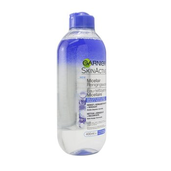 SkinActive Micellar Water (For Face & Eyes) - For Delicated Skin  400ml/13.3oz