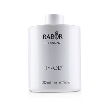 CLEANSING HY-ÖL (Salon Size)  500ml/16.7oz