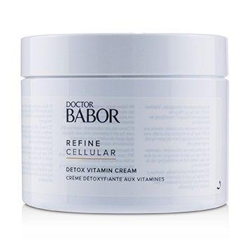 Doctor Babor Refine Cellular Detox Vitamin Cream (Salon Size)  200ml/6.7oz