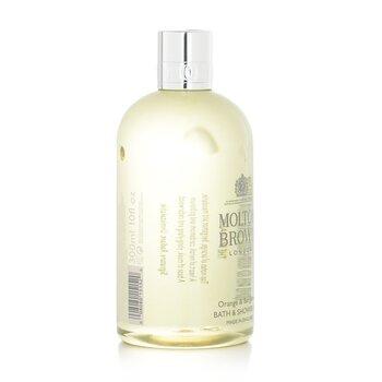 Orange & Bergamot Bath & Shower Gel 300ml/10oz