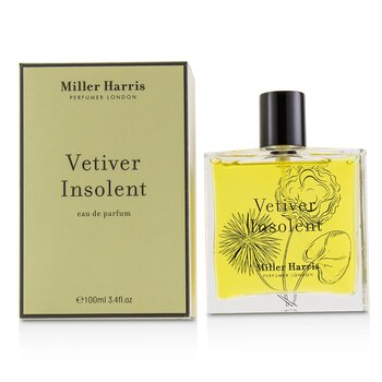 Vetiver Insolent Eau De Parfum Spray  100ml/3.4oz