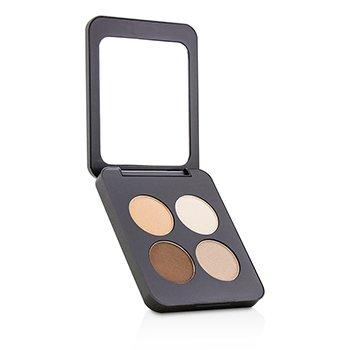 Pressed Mineral Eyeshadow Quad  4g/0.14oz