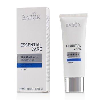 Essential Care BB Cream SPF 20 (For Dry Skin) - # 01 Light  50ml/1.7oz