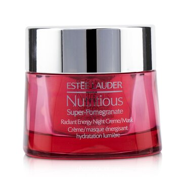 Nutritious Super-Pomegranate Radiant Energy Night Creme/ Mask  50ml/1.7oz