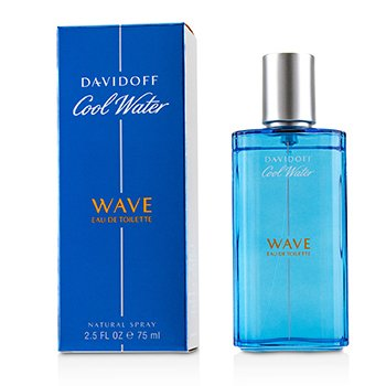 Cool Water Wave Eau De Toilette Spray  75ml/2.5oz