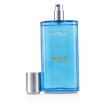 Cool Water Wave Eau De Toilette Spray  125ml/4.2oz