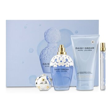Daisy Dream Coffret: Eau De Toilette Spray 100ml/3.4oz + Luminous Body Lotion 150ml/5oz + Eau De Toilette Spray 10ml/0.33oz  3pcs
