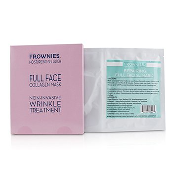 Full Face Collagen Mask - Moisturizing Gel Patch  1sheet