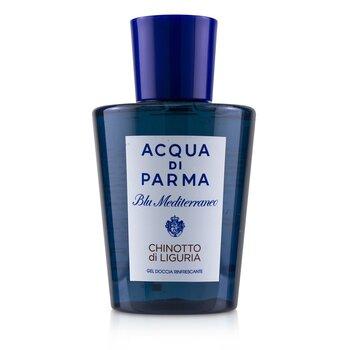 藍色地中海系列 利古里亞柑橘沐浴露Blu Mediterraneo Chinotto Di Liguria Refreshing Shower Gel  200ml/6.7oz