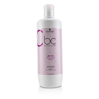 BC Bonacure pH 4.5 Color Freeze Conditioner (For Coloured Hair)  1000ml/33.8oz