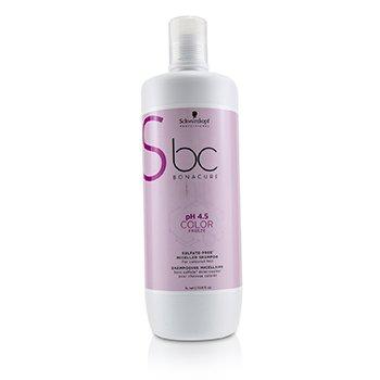 BC Bonacure pH 4.5 Color Freeze Sulfate-Free Micellar Shampoo (For Coloured Hair)  1000ml/33.8oz