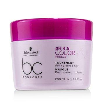 BC Bonacure pH 4.5 Color Freeze Treatment (For Coloured Hair)  200ml/6.7oz