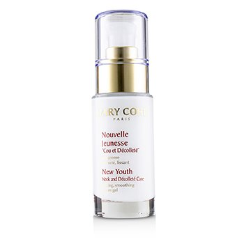 New Youth Neck & Decollete Care Firming, Smoothing Cream Gel  30ml/0.88oz
