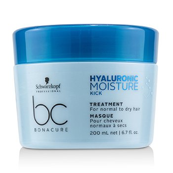 BC Bonacure Hyaluronic Moisture Kick Treatment (For Normal to Dry Hair)  200ml/6.7oz