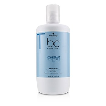 BC Bonacure Hyaluronic Moisture Kick Treatment (For Normal to Dry Hair)  750ml/25.3oz