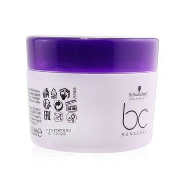 BC Bonacure Keratin Smooth Perfect Treatment (For Unmanageable Hair)  200ml/6.7oz