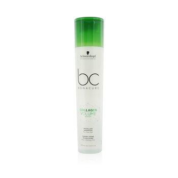 BC Bonacure Collagen Volume Boost Micellar Shampoo (For Fine Hair)  250ml/8.5oz