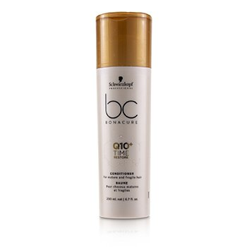 BC Bonacure Q10+ Time Restore Conditioner (For Mature and Fragile Hair)  200ml/6.7oz