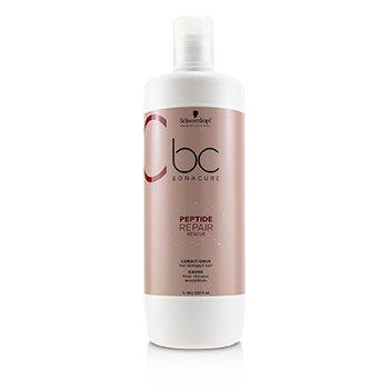 بلسم BC Bonacure Peptide Repair Rescue (للشعر الرقيق إلى الشعر العادي والتالف)  1000ml/33.8oz