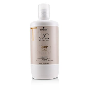 BC Bonacure Q10+ Time Restore Treatment (For Mature and Fragile Hair)  750ml/25.3oz