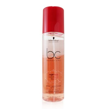 BC Bonacure Peptide Repair Rescue Spray Conditioner (For Fine to Normal Damaged Hair)  200ml/6.7oz