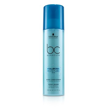 BC Bonacure Hyaluronic Moisture Kick Spray Conditioner (For Normal to Dry Hair)  200ml/6.7oz