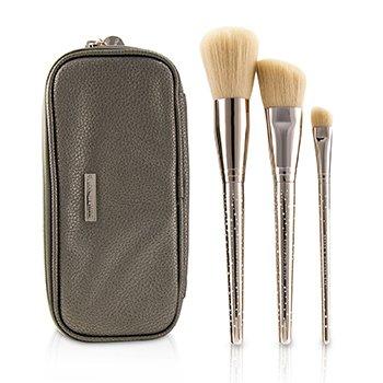 Starswept Deluxe Brush Collection  3pcs+1bag