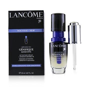 Advanced Genifique Sensitive Radiance Activating + Sensitivity Soothing Dual Concentrate 20ml/0.67oz