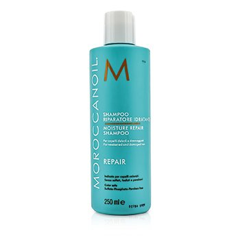 Moisture Repair Shampoo (For Weakened and Damaged Hair)  250ml/8.5oz