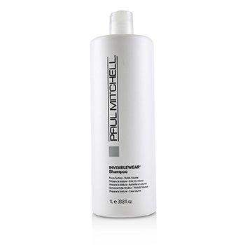 Invisiblewear Shampoo (Preps Texture - Builds Volume)  1000ml/33.8oz