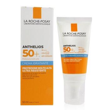 Anthelios Ultra Resistant Hydrating Cream SPF 50+ (Fragrance-Free)  50ml/1.7oz
