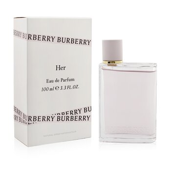 Burberry Her Eau De Parfum Spray  100ml/3.4oz