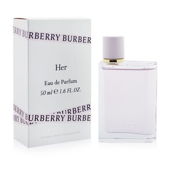 Burberry Her Eau De Parfum Spray  50ml/1.6oz
