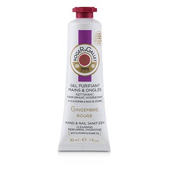 Gingembre Rouge Hand & Nail Sanitizer  30ml/1oz