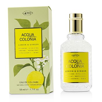 Acqua Colonia Lemon & Ginger Eau De Cologne Spray 50ml/1.7oz