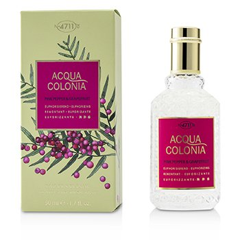 Acqua Colonia Pink Pepper & Grapefruit Eau De Cologne Spray  50ml/1.7oz