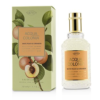 Acqua Colonia White Peach & Coriander Eau De Cologne Spray  50ml/1.7oz