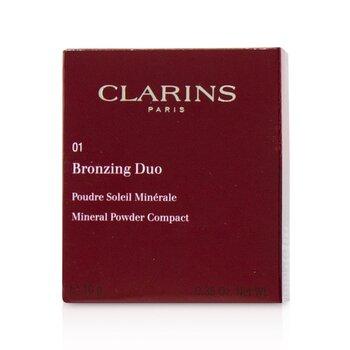 Bronzing Duo Mineral Powder Compact  10g/0.35oz