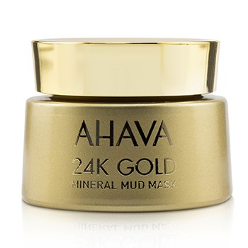24K黃金死海礦泥面膜24K Gold Mineral Mud Mask  50ml/1.7oz