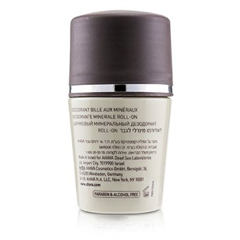 Time To Energize Roll-On Mineral Deodorant  50ml/1.7oz