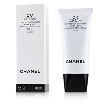 CC Cream Super Active Complete Correction SPF 50 # 50 Beige  30ml/1oz