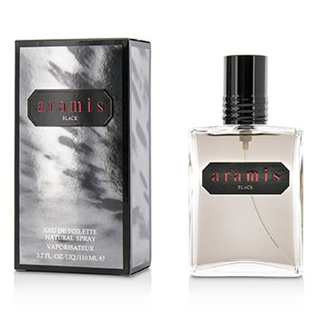 Black Eau De Toilette Spray  110ml/3.7oz