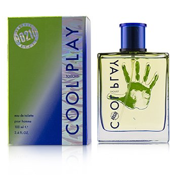 Touch of Cool Play ماء تواليت سبراي  100ml/3.4oz