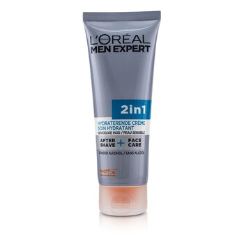 Men Expert Face Creme 2-in-1 After Shave + Face Care  75ml/2.5oz