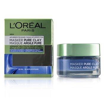 Pure Clay Mask - Anti-Imperfections Mask  50ml/1.7oz