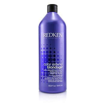 Color Extend Blondage Color-Depositing Shampoo (For Blondes)  1000ml/33.8oz