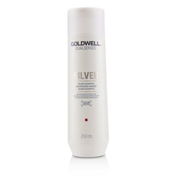 Dual Senses Silver Shampoo (Neutralizing For Grey Hair)  250ml/8.4oz