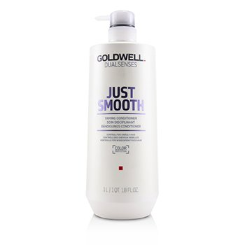 Dual Senses Just Smooth Taming Conditioner (Control For Unruly Hair)  1000ml/33.8oz