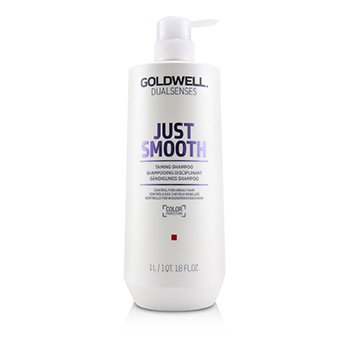 Dual Senses Just Smooth Taming Shampoo (Control For Unruly Hair)  1000ml/33.8oz