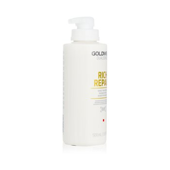 Dual Senses Rich Repair 60Sec Treatment (Regeneration For Damaged Hair)  500ml/16.9oz